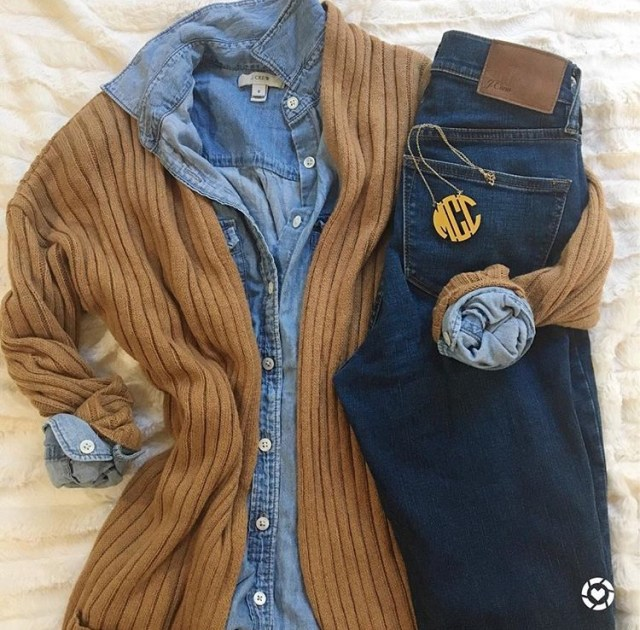 cozy cold weather outfits