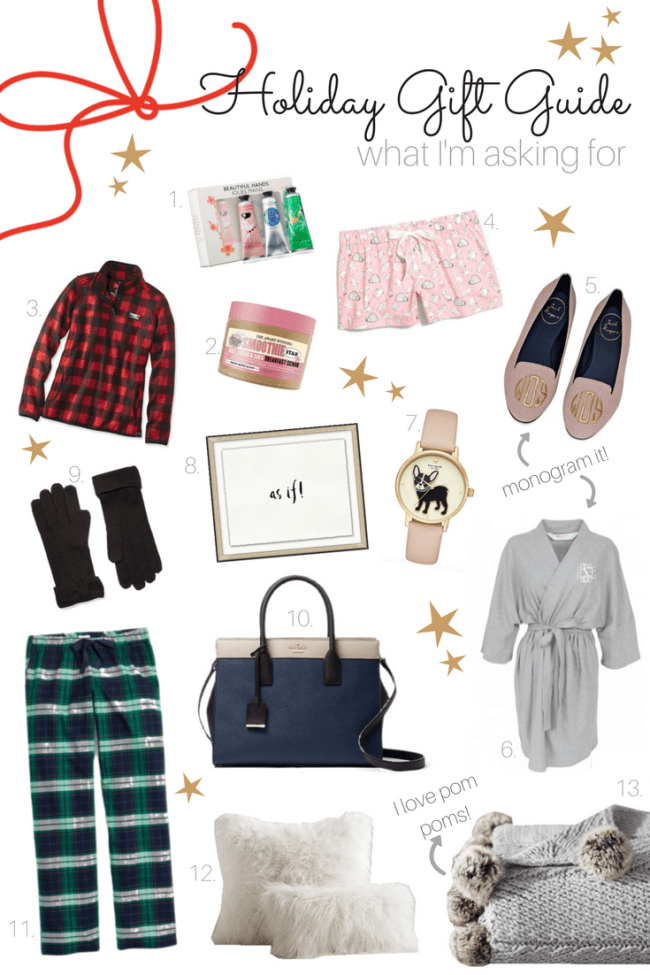preppy holiday gift ideas