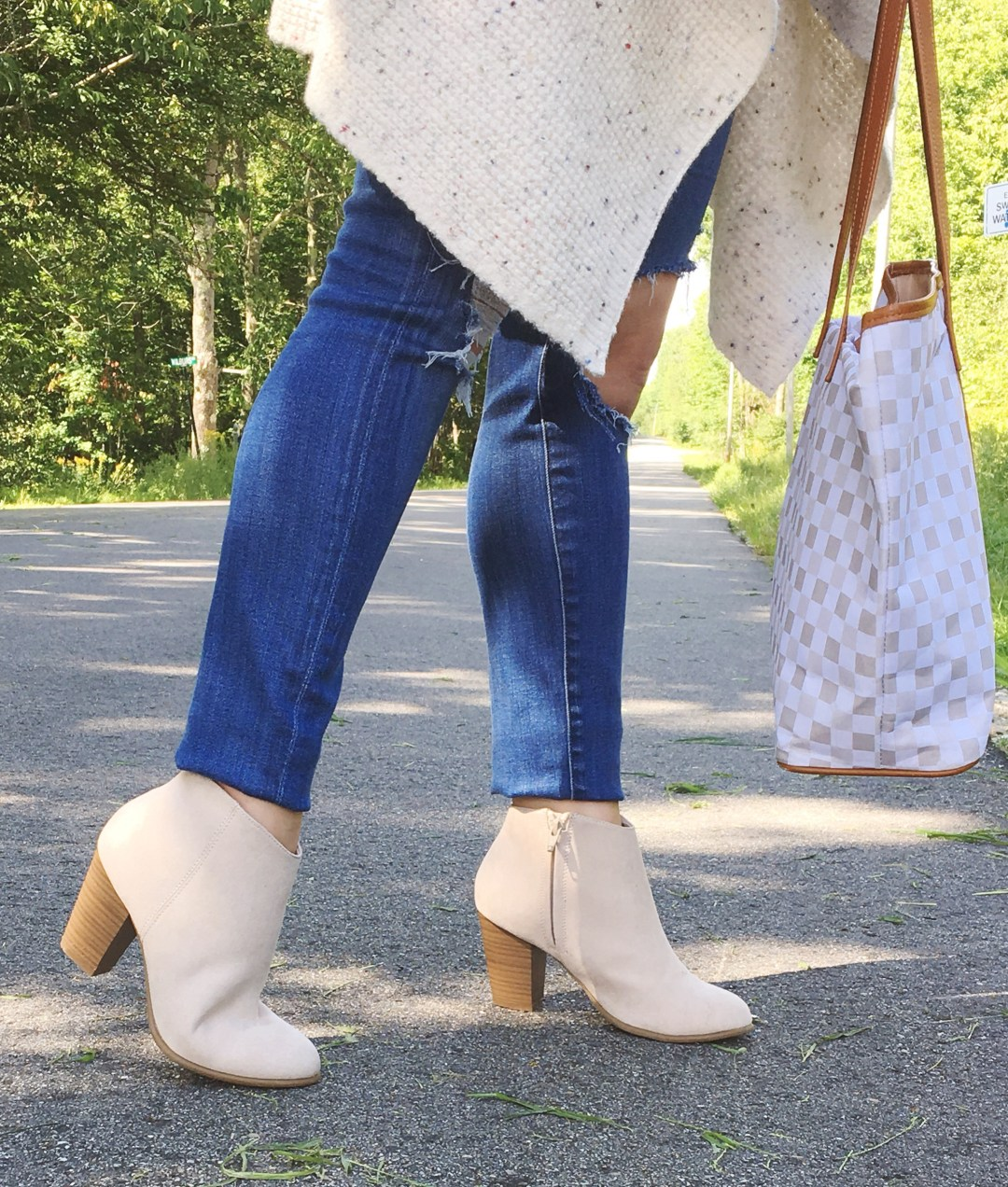 fall booties under 100