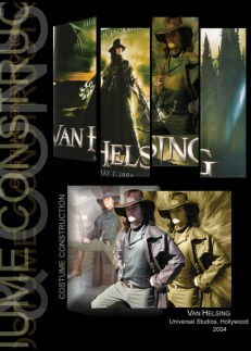 Universal Studios Van Helsing