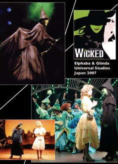 Wicked Elphaba Universal Japan