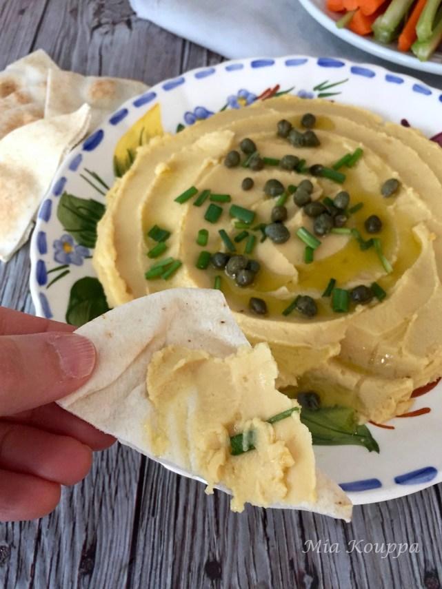 Greek Fava dip or spread
