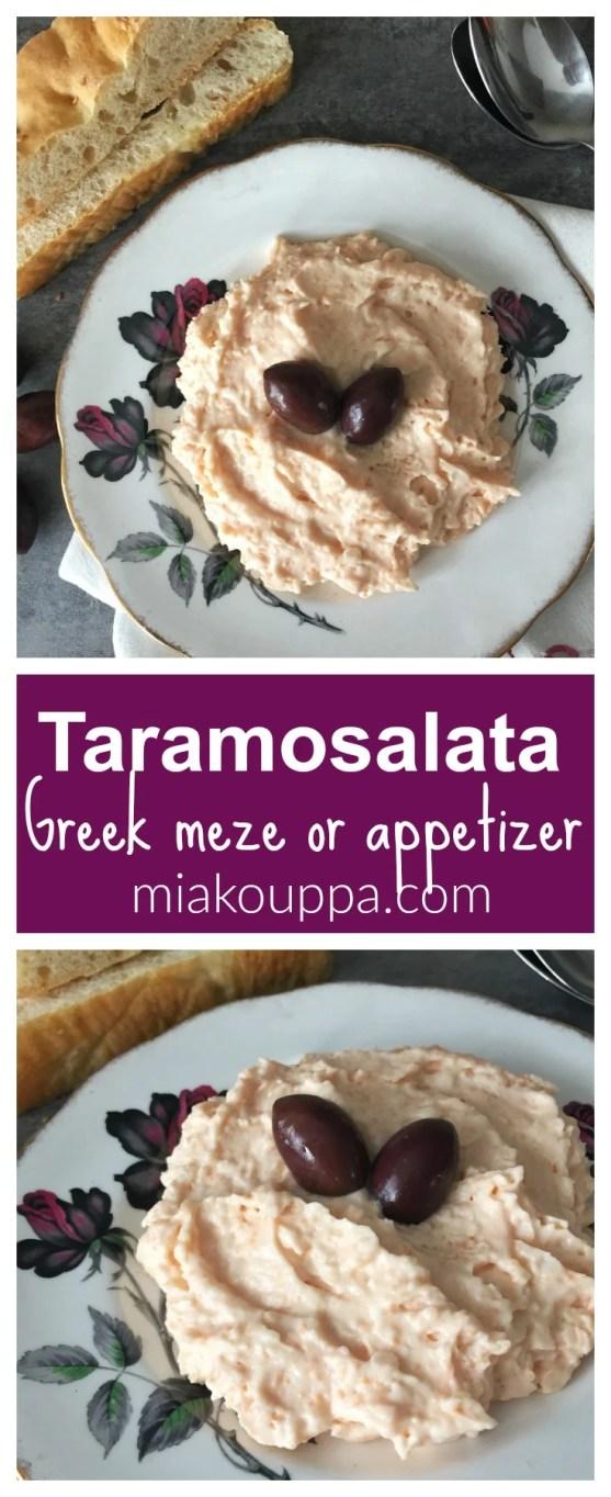 Taramosalata (Ταραµοσαλάτα)