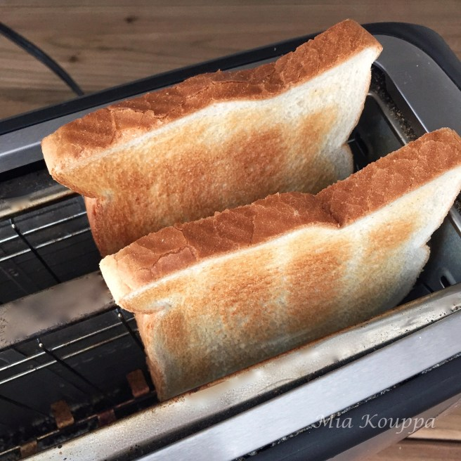 A post on toast