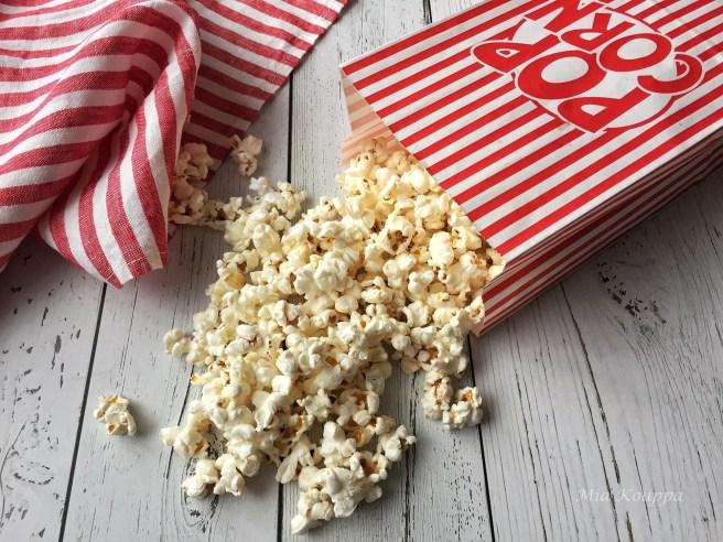 Popcorn (Ποπ κορν)