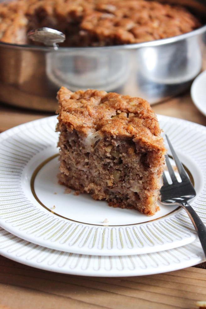 Apple cake, milopita
