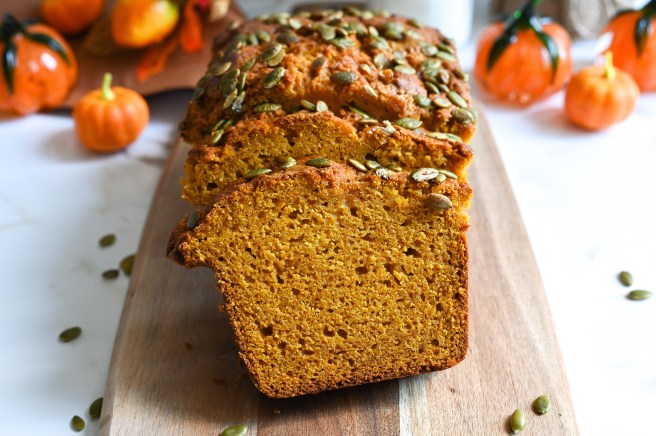 Our easy pumpkin bread is the ONLY recipe you will ever need!