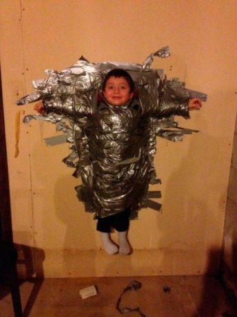 Parents Time Out - Duct Tape