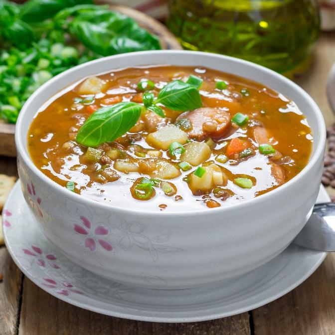 Recettes de 5 soupes nutritives et délicieuses pour la perte de poids
