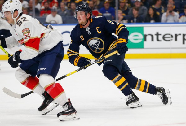 Sabres Beat Panthers In 3-2 Shootout