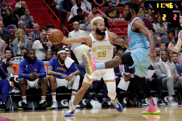 Heat Beat Warriors For 5th Consecutive Home Win