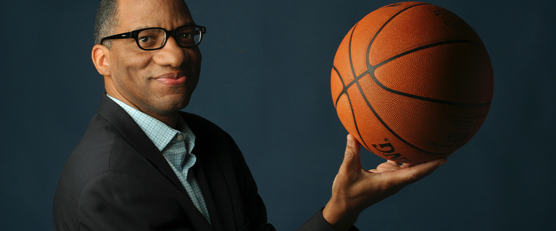 Wil Haygood '76 - Historic moment pro players laid down the basketball