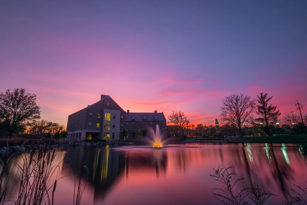 """Ricardo Treviño M.S. '15, Miami University photographer, said his favorite type of photography includes landscape shots, weather phenomenons and other things you """"can't capture with a smart phone."""""""