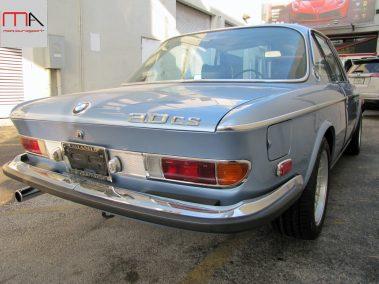 Rear Shot BMW 3.0