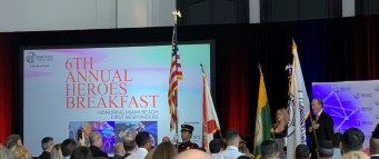 MBCC 2020 First Responders Heroes Honoree Breakfast - Lowes Hotel Miami Beach