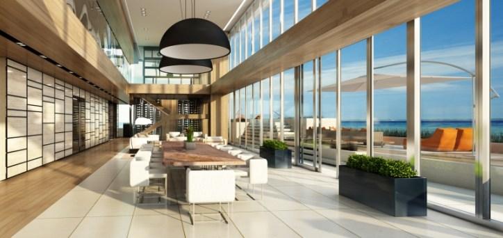 Regalia Beach House Daytime Interior