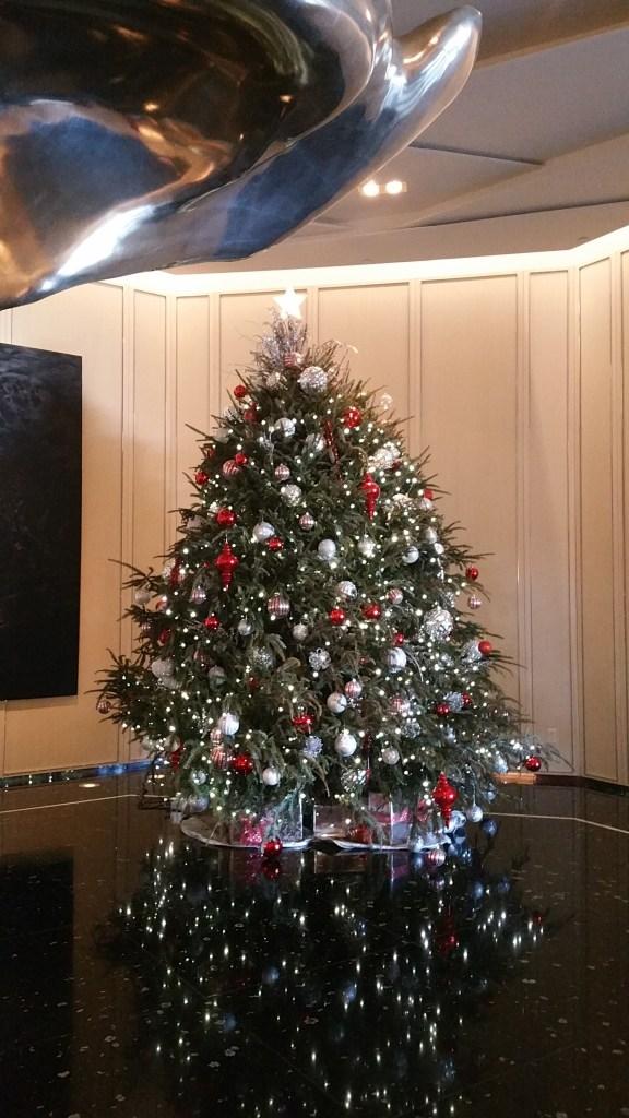 St. Regis Bal Harbour Christmas Tree