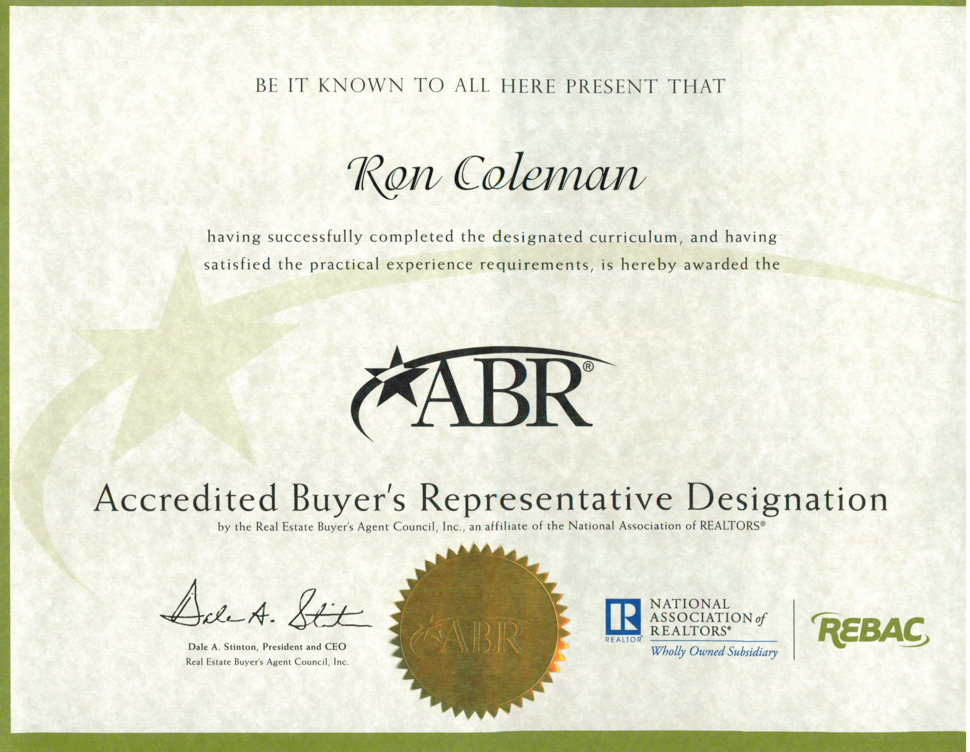 Abr Certification Image Collections Creative Certificate Design