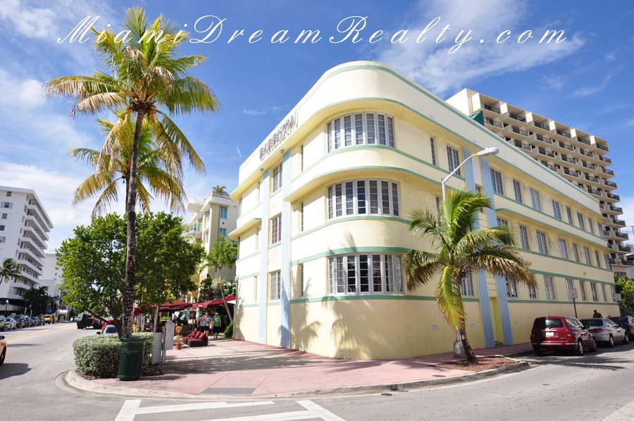 Barbizon Beach Club South Beach Ocean Drive