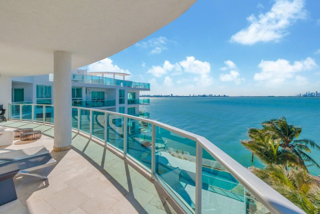 Baylights Penthouse Miami Beach