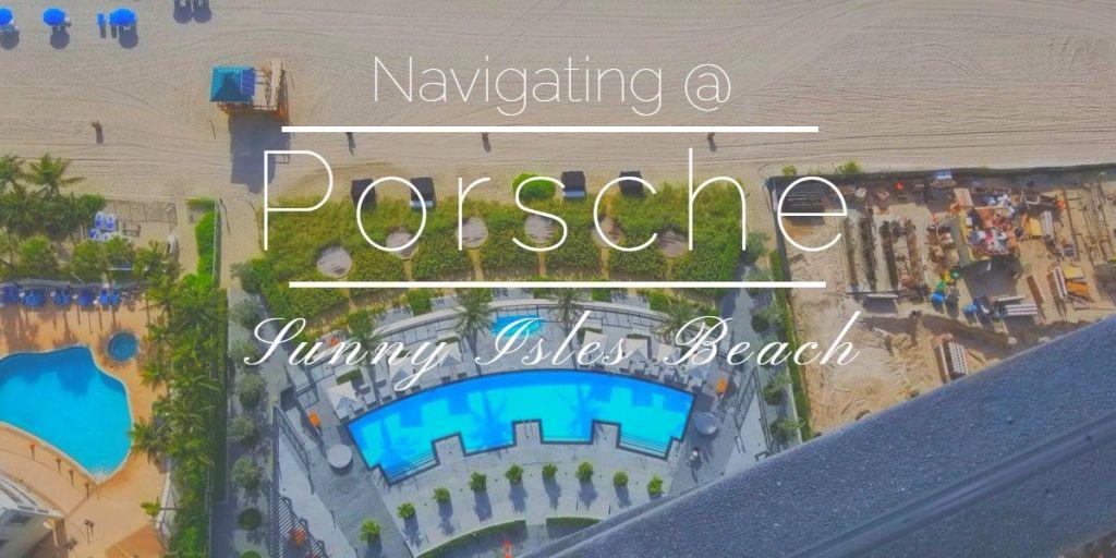 Porsche Design Tower Sunny Isles Beach Miami Florida