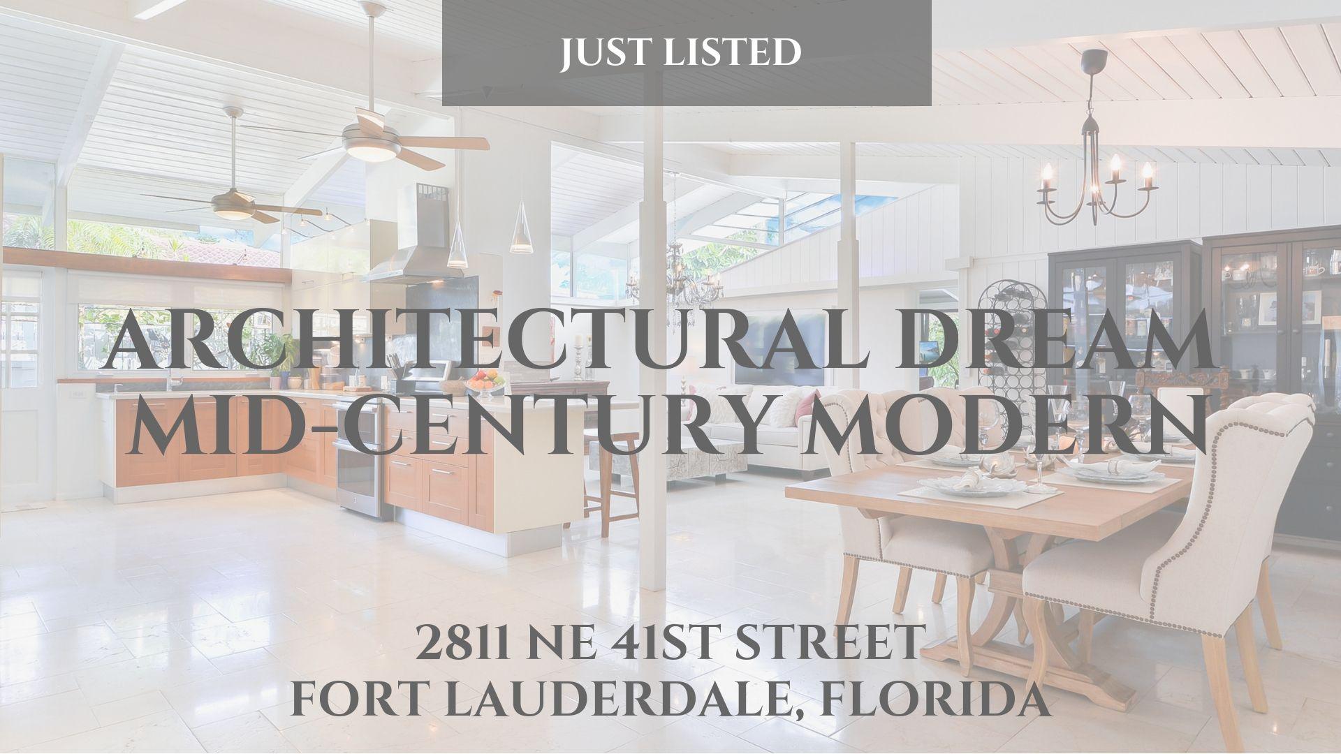 2811 NE 41st Street Fort Lauderdale
