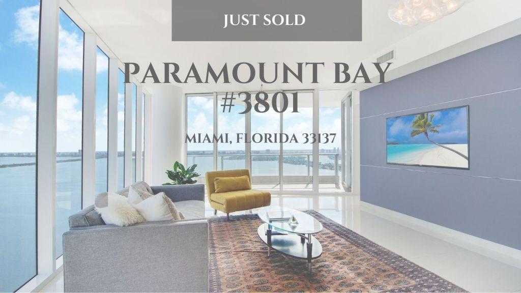 Paramount Bay 3801 Miami, Florida