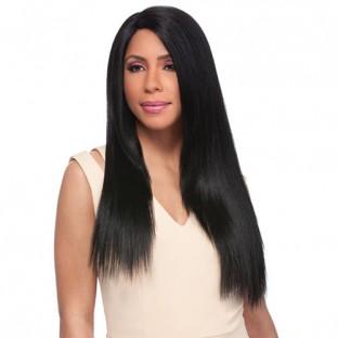 Sensationnel Synthetic Lace Front Wig Empress Edge Custom Lace Yaki 24