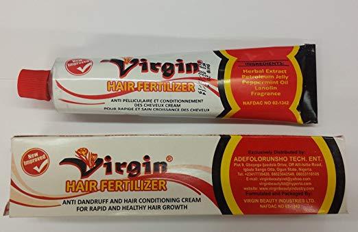 Virgin Hair Fertilizer - 125 g
