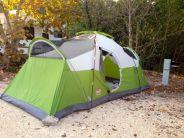Pennekamp Campsite (Copyright Miamicito)