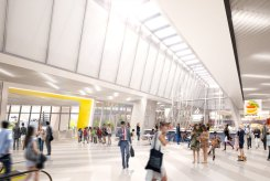 The New MiamiCentral Station (photo via All Aboard Florida)