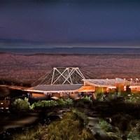 Santa Fe, ardiente montaña de ópera