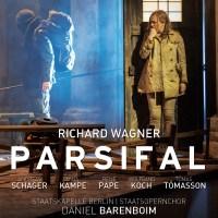 Parsifal y el llanto de Kundry