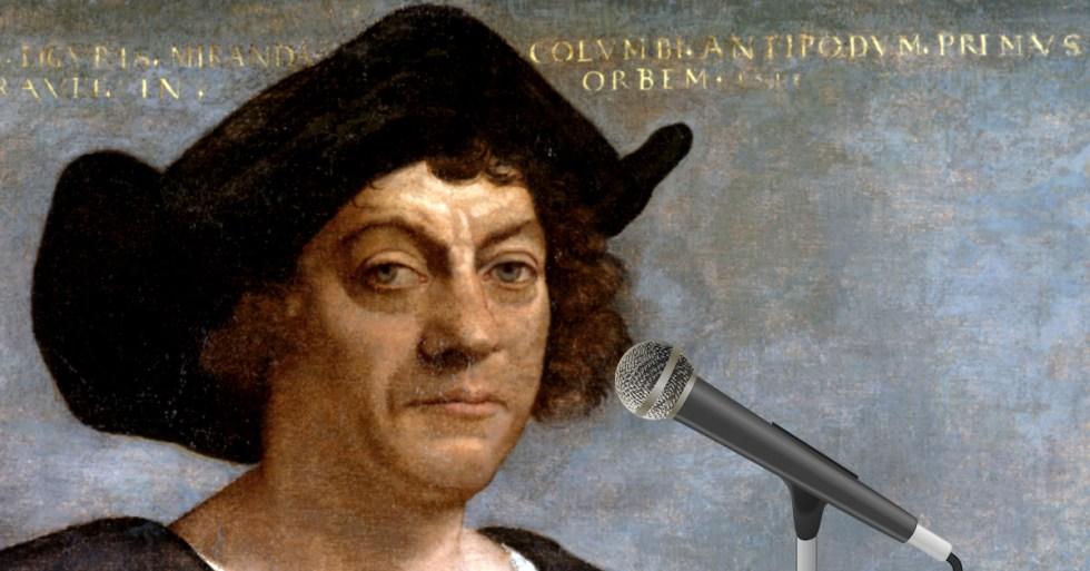 Christopher Columbus Jokes