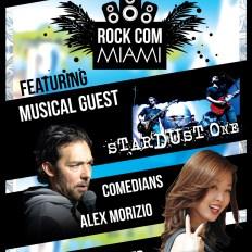 Rock Com Miami