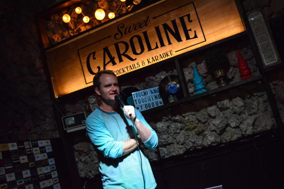 Sweet Caroline Comedy Night 9-28-18-7