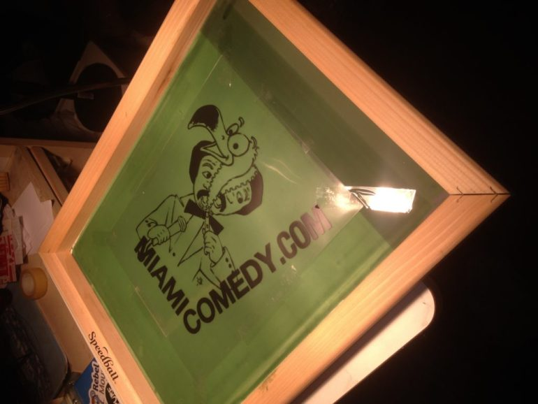 Miami Comedy T Shirt Giveaway
