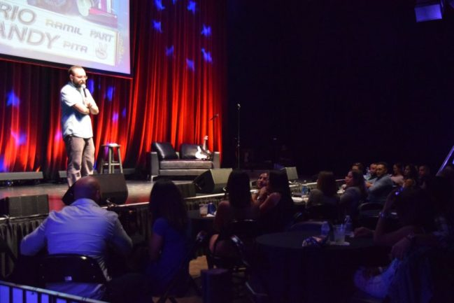 Mario Ramil and Any Pita Comedy Show Review