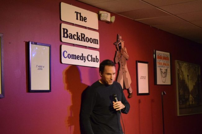Comedy Clubs in Miami
