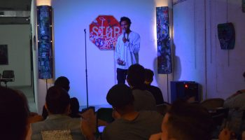 Just the Tip Comedy Show at Yo Space