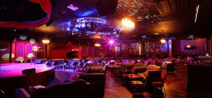 Comedy Clubs in Miami