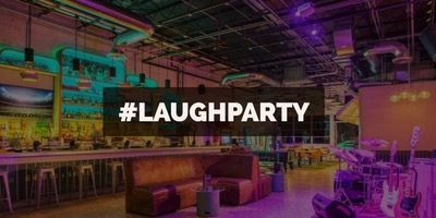 Laugh Party at Rickys in South Beach