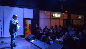 5 interview Questions with Comedian John Vargas