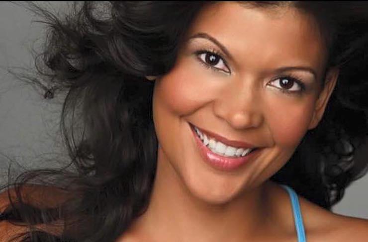 Comedian Aida Rodriguez