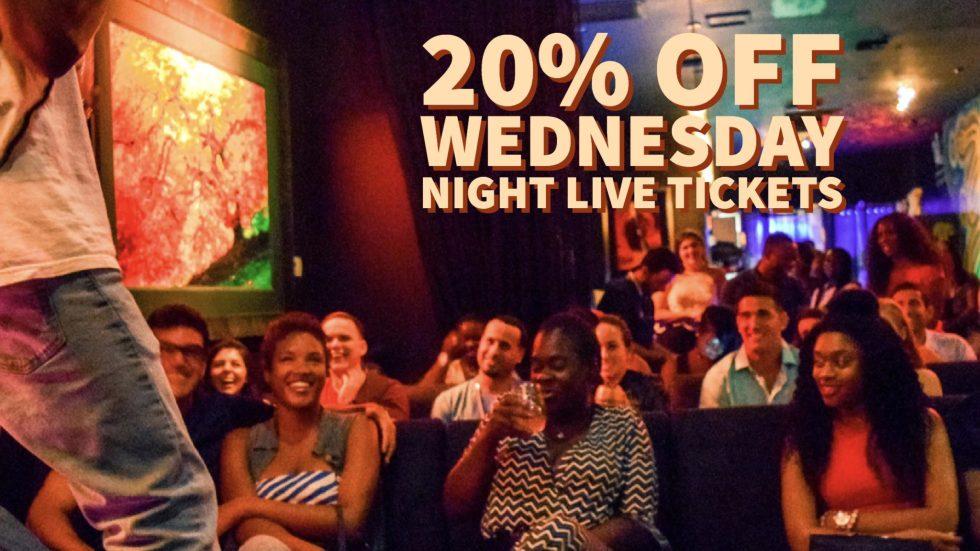 Wednesday Night Live Tickets