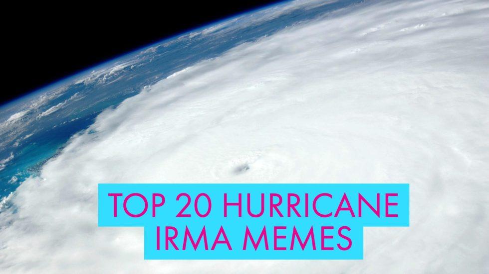 Hurricane Irma Memes