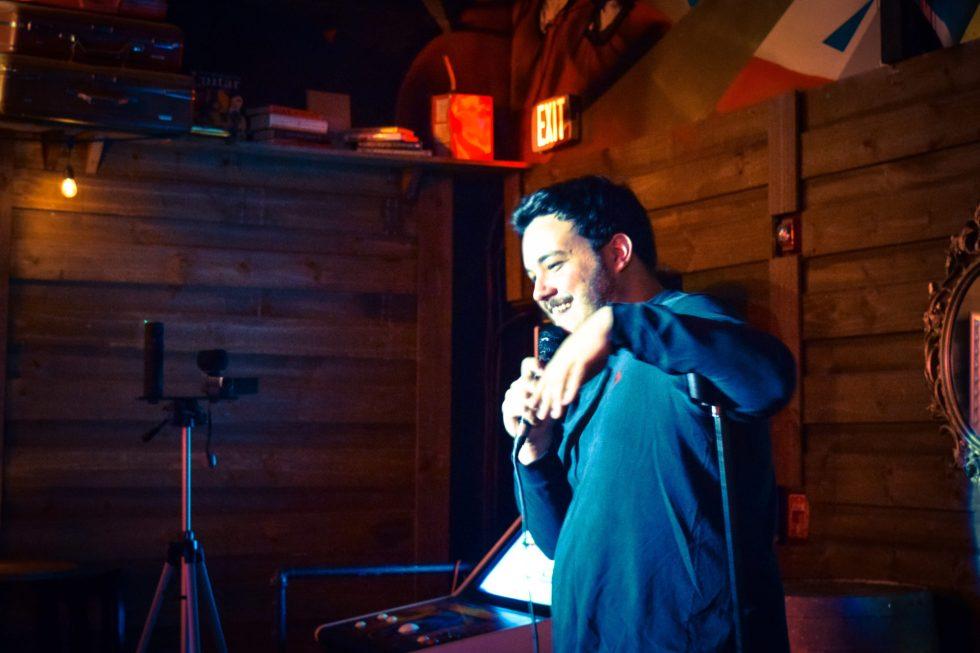 Redbar Comedy Night 4-16-18-20