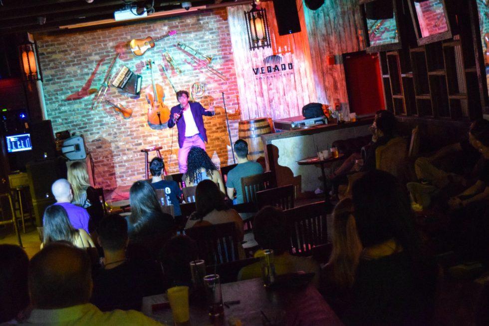The Craftsman Comedy Night