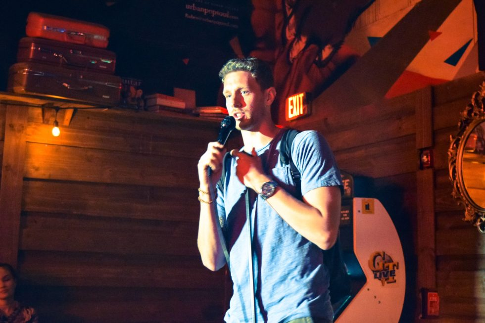 Redbar Comedy Night 8-20-18-14