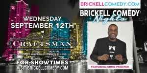 Brickell Comedy Night